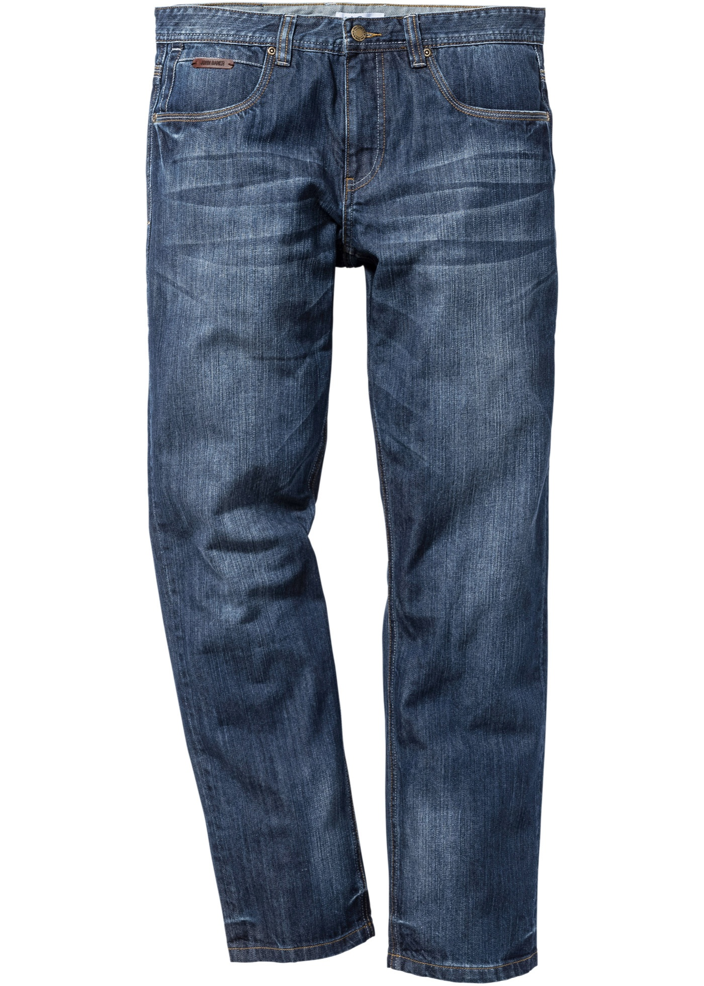 Jeans LOOSE  Blu  - John