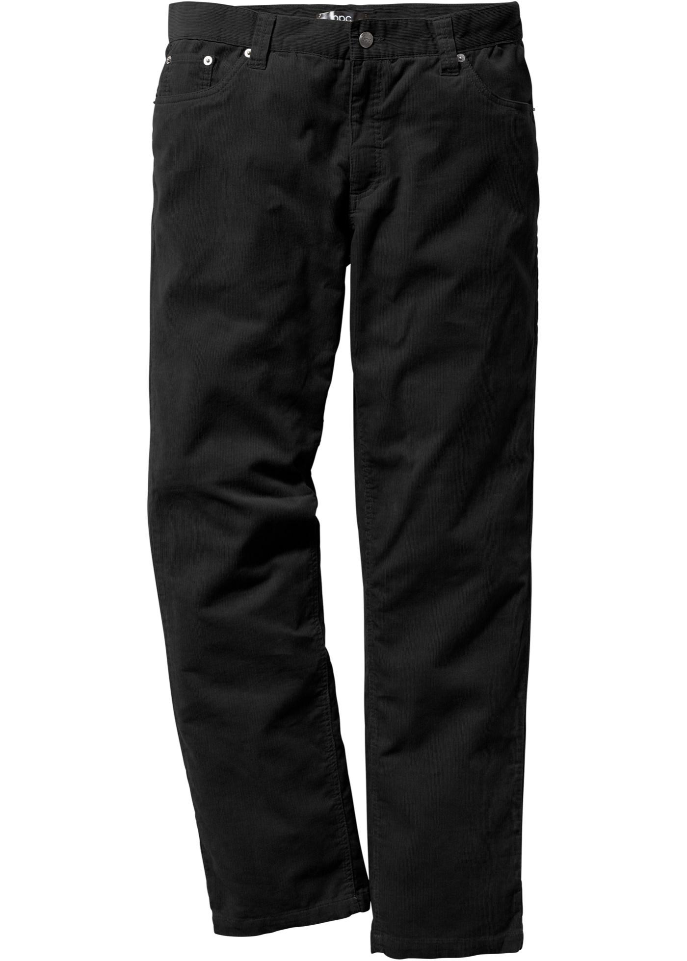 Pantalone in velluto regu