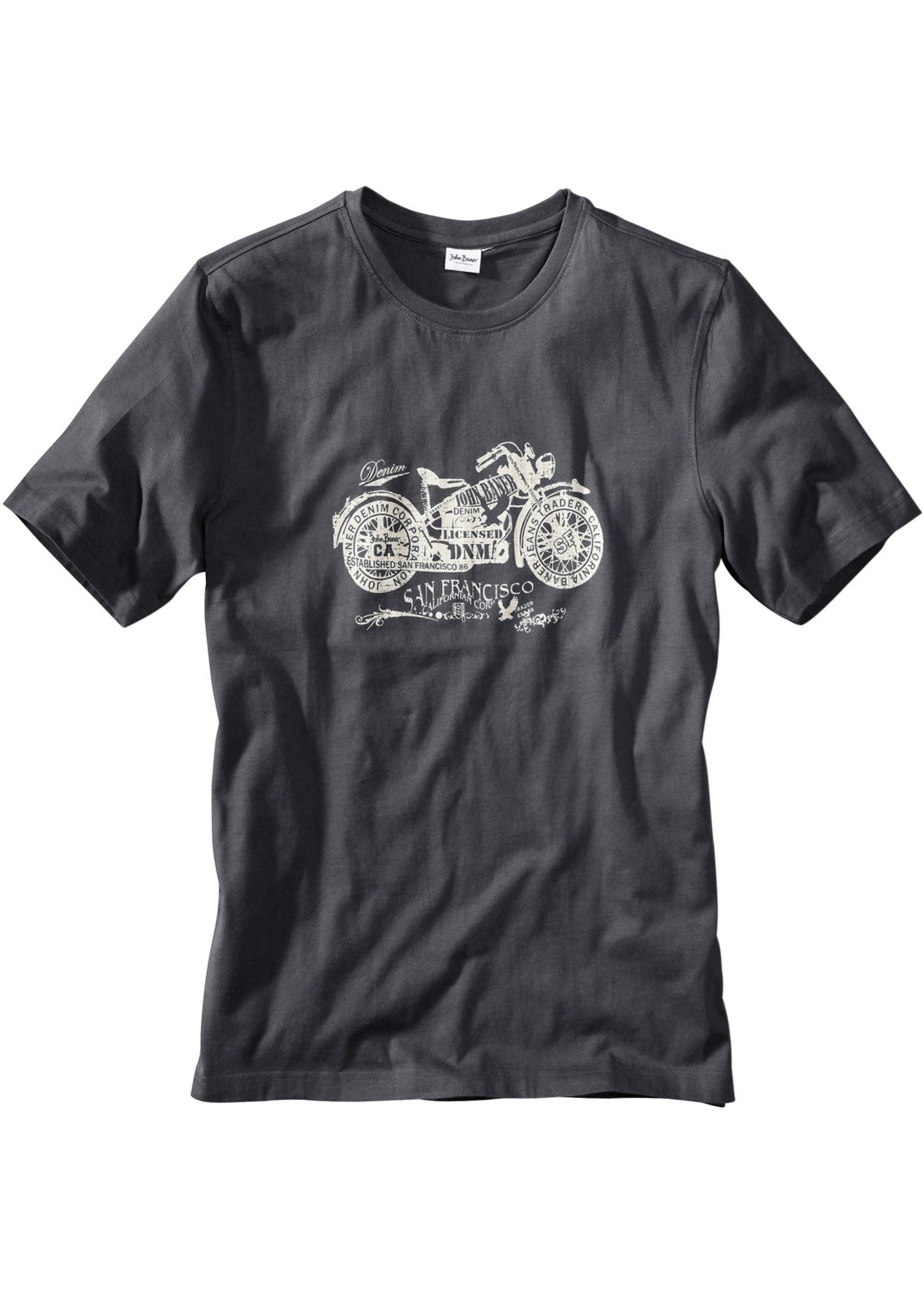 T-shirt regular fit  Grig