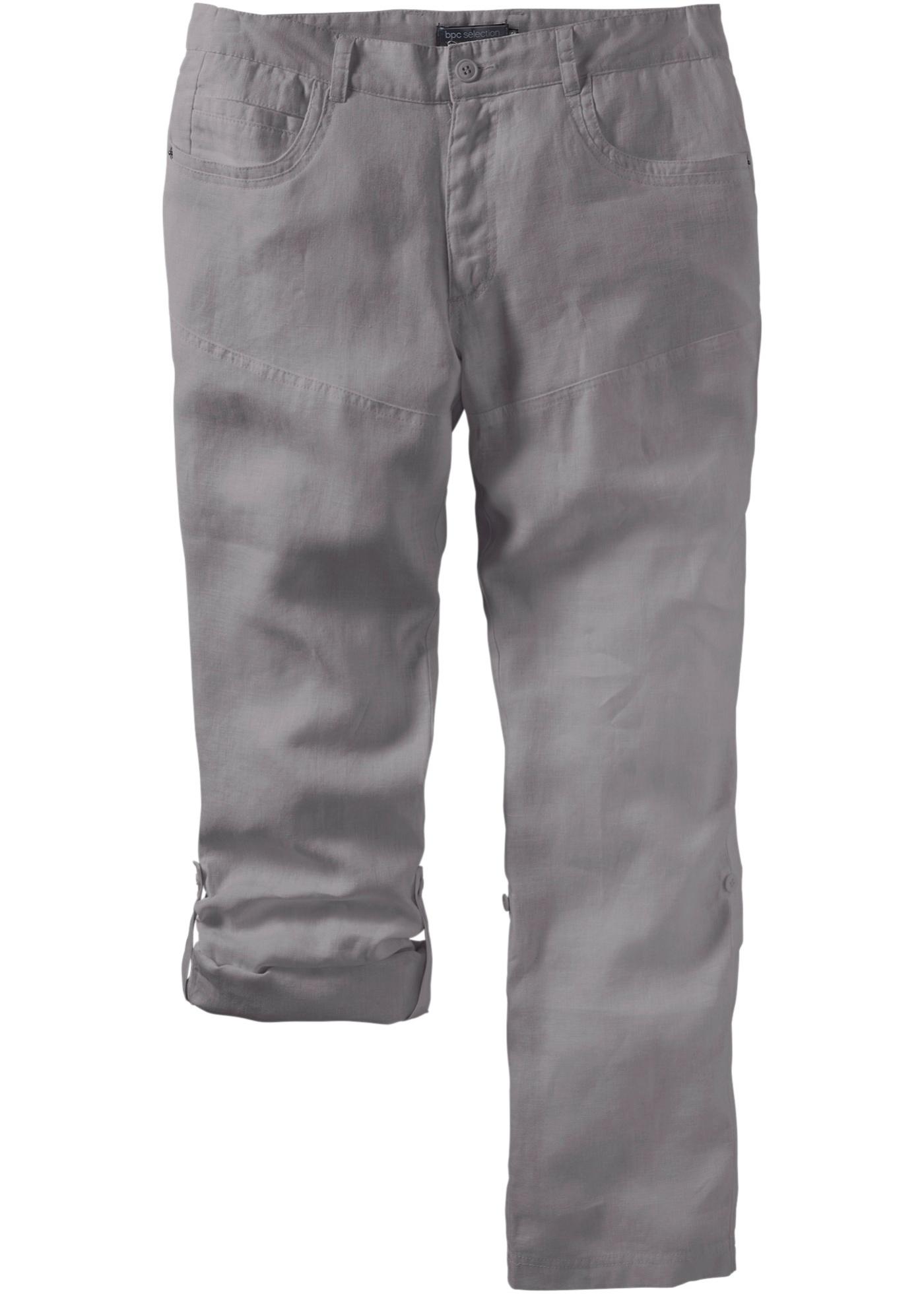 Pantalone di lino regular