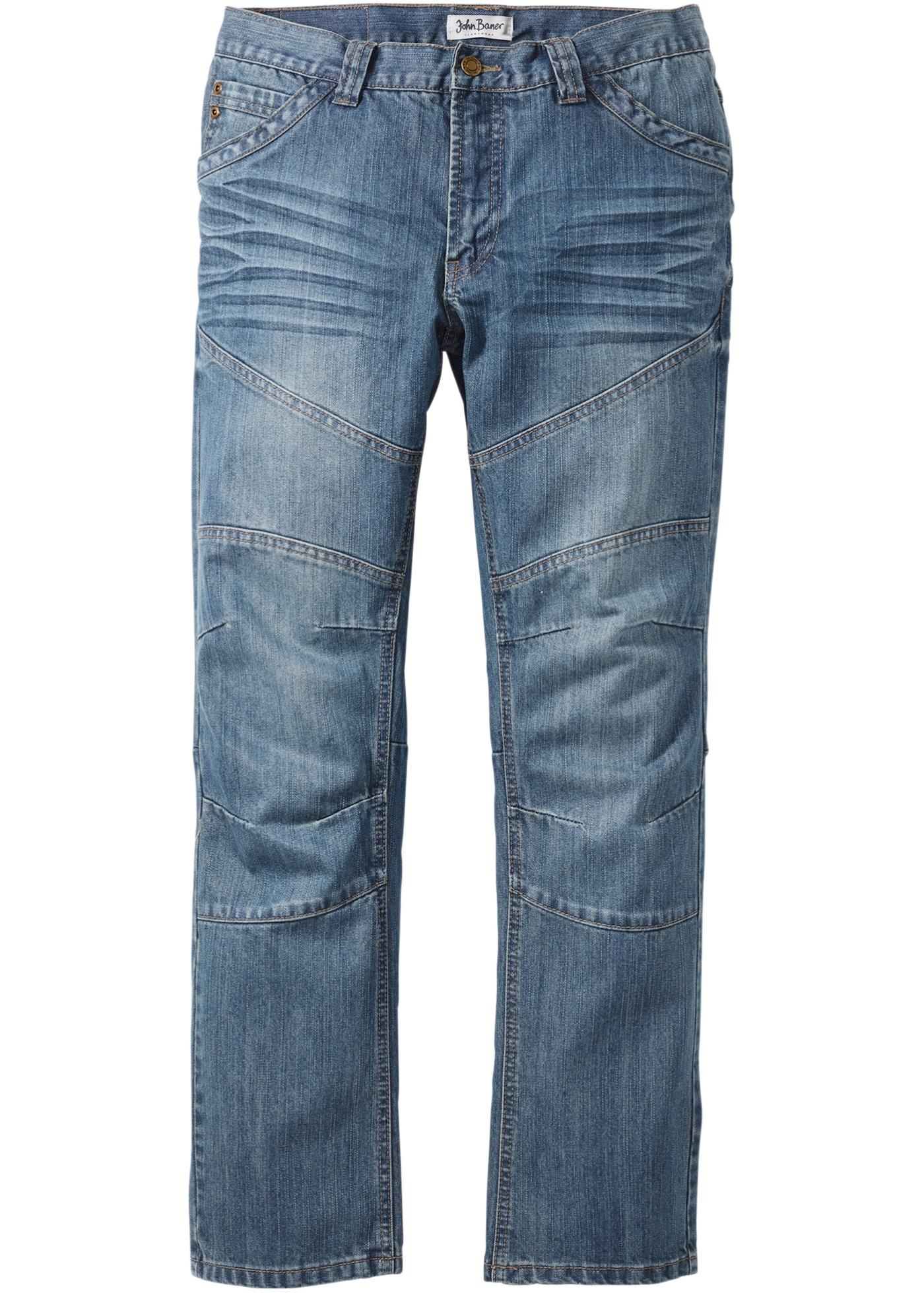 Jeans STRAIGHT  Blu  - Jo