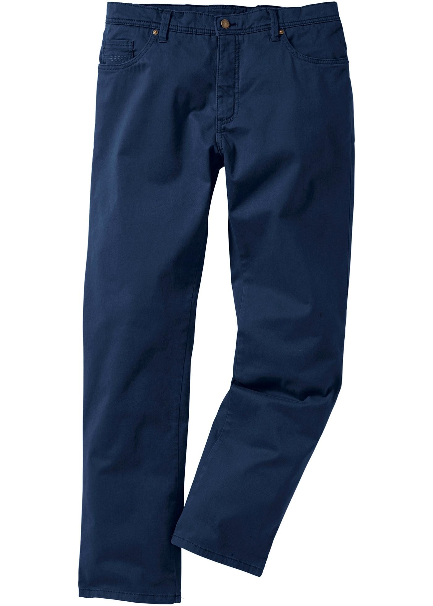 Pantalone 5 tasche elasti