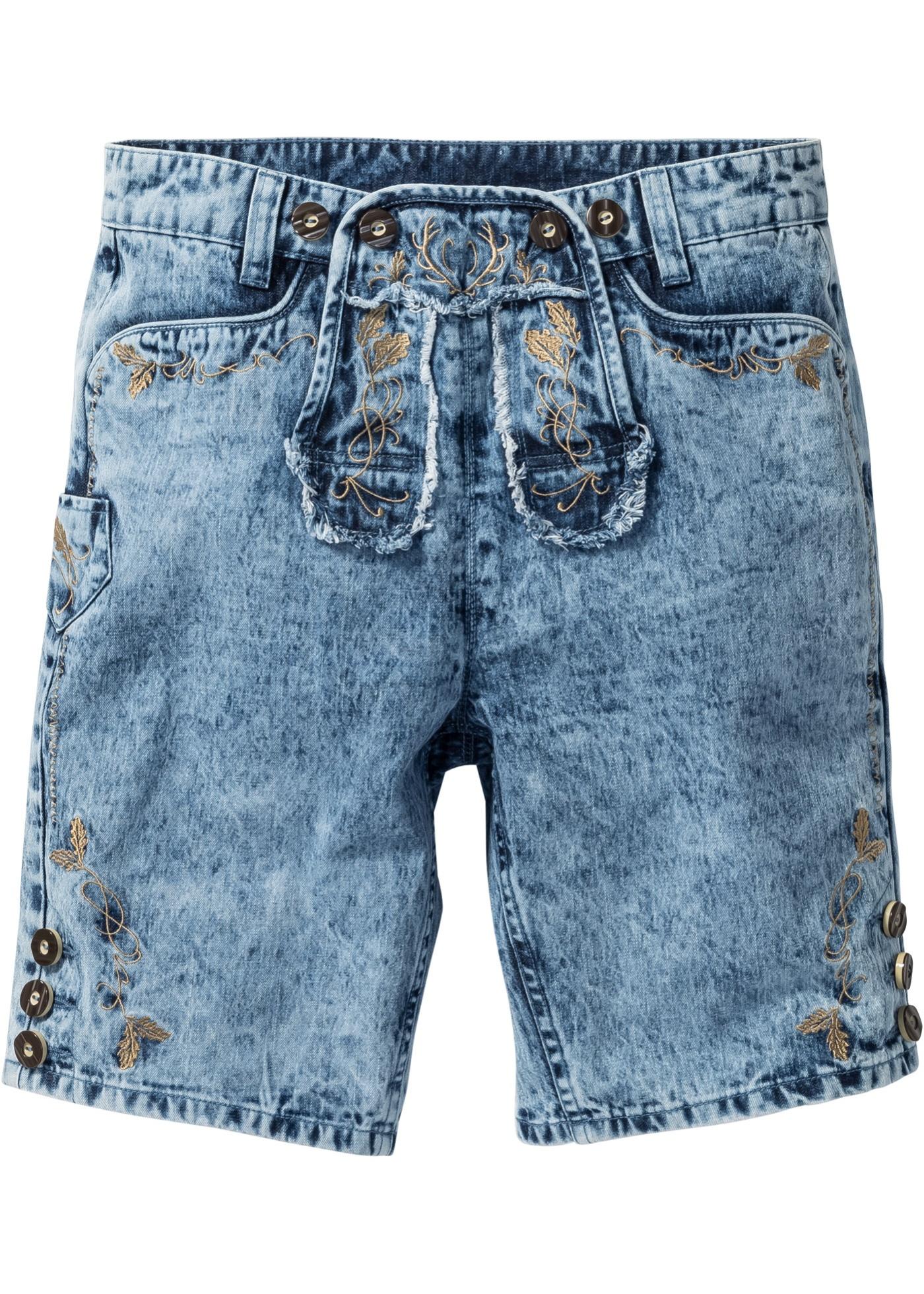 Bermuda di jeans tradizio