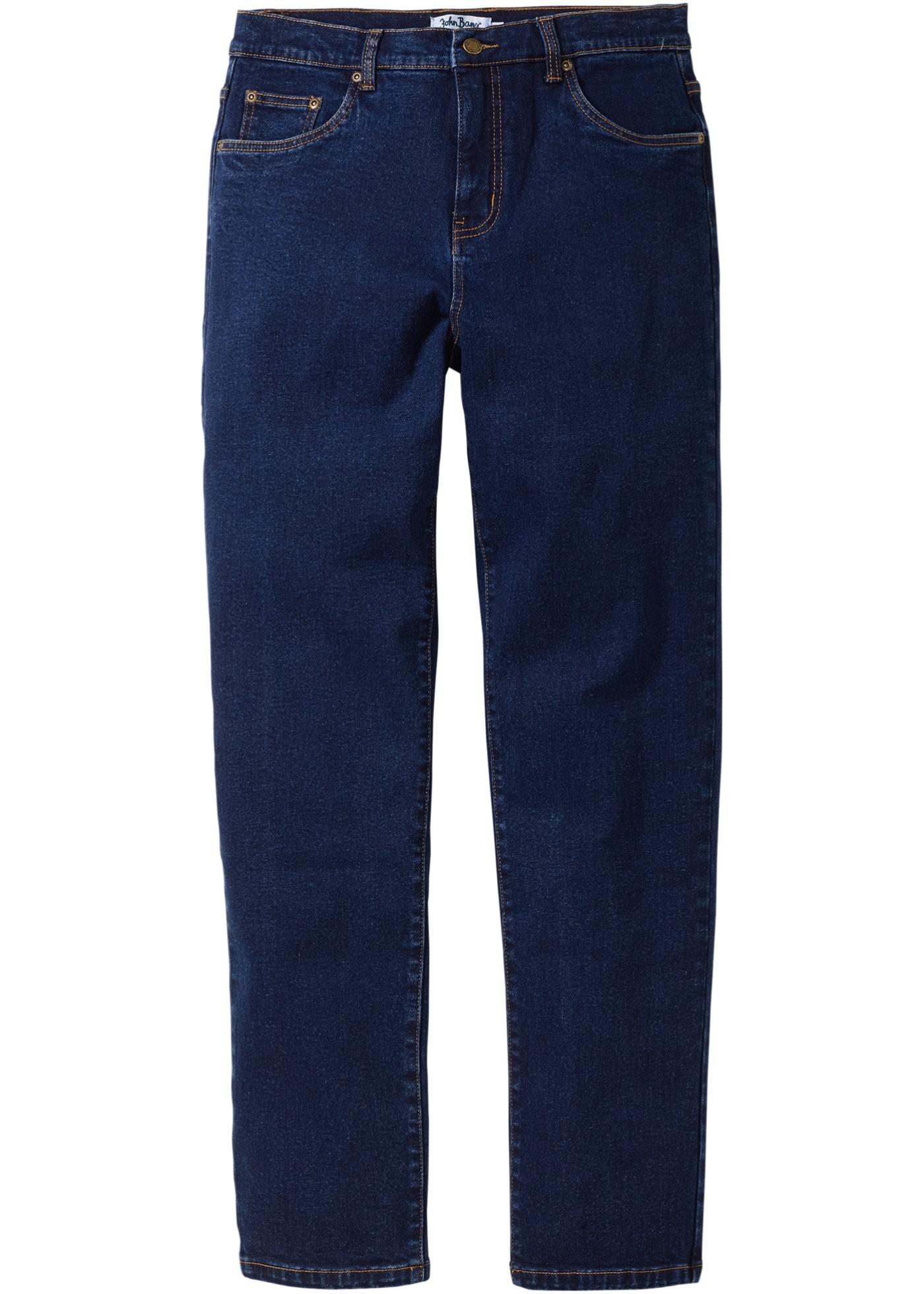 Jeans classic fit  Blu  -