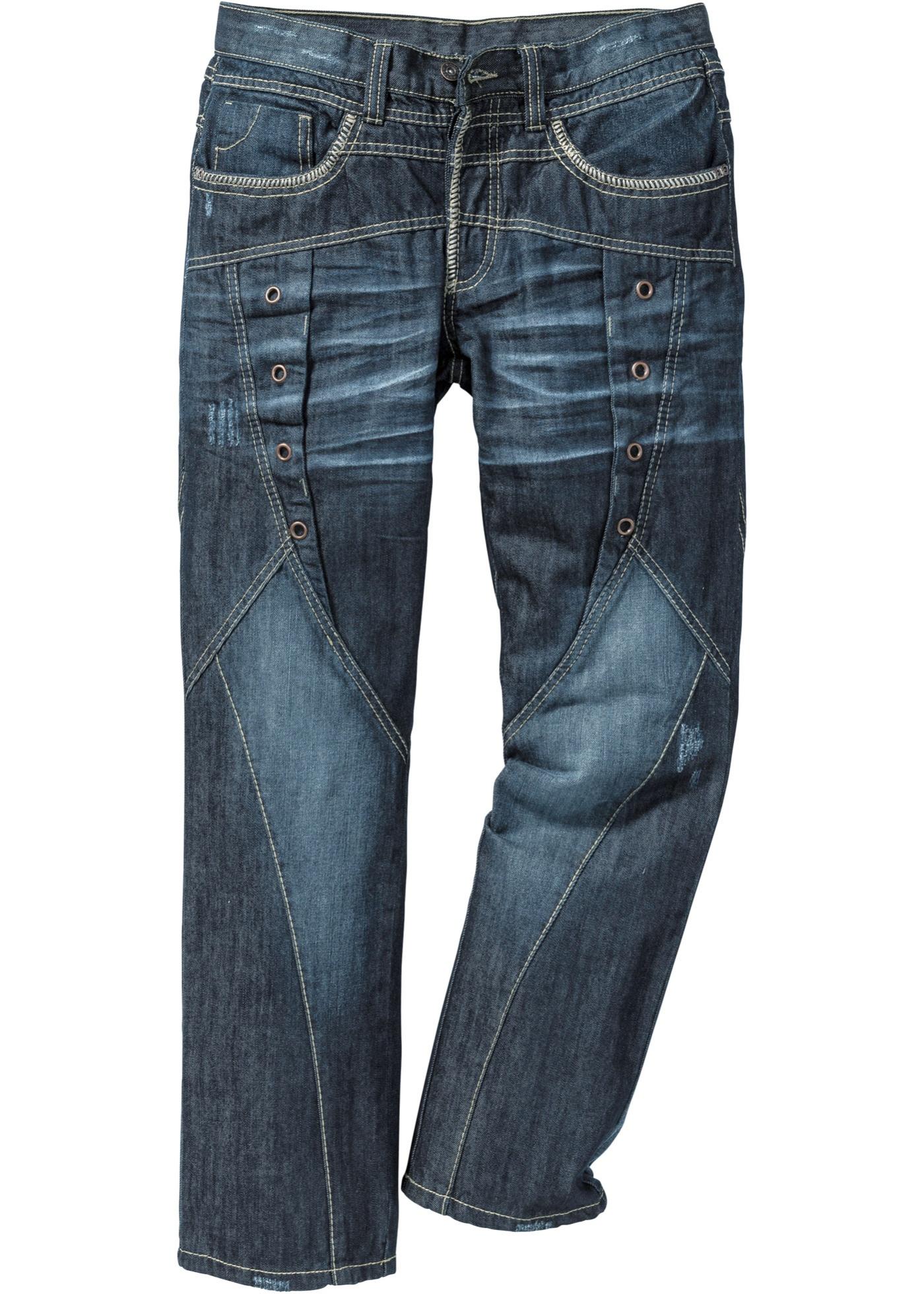 Jeans regular fit straigh