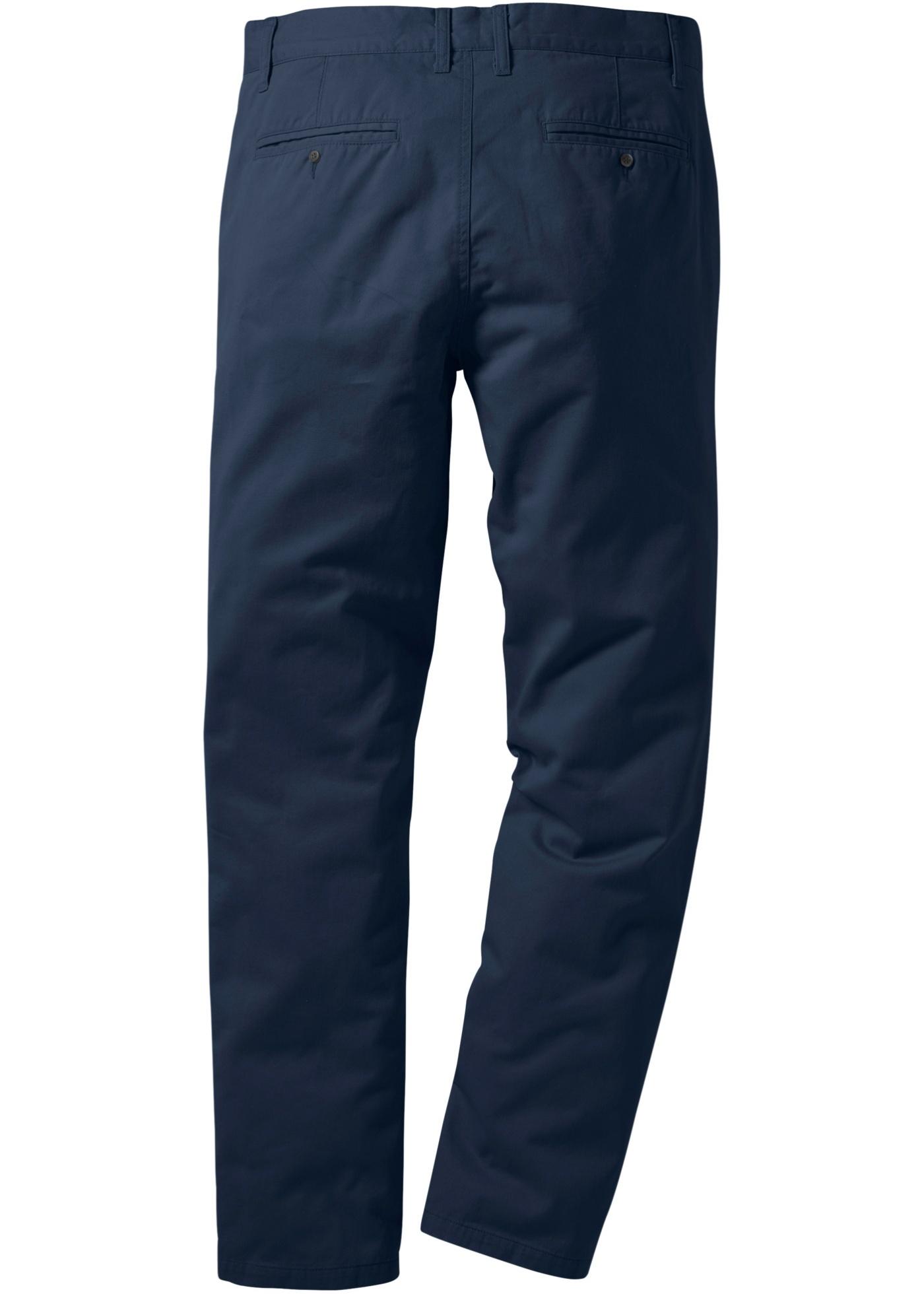 Pantalone slim fit straig