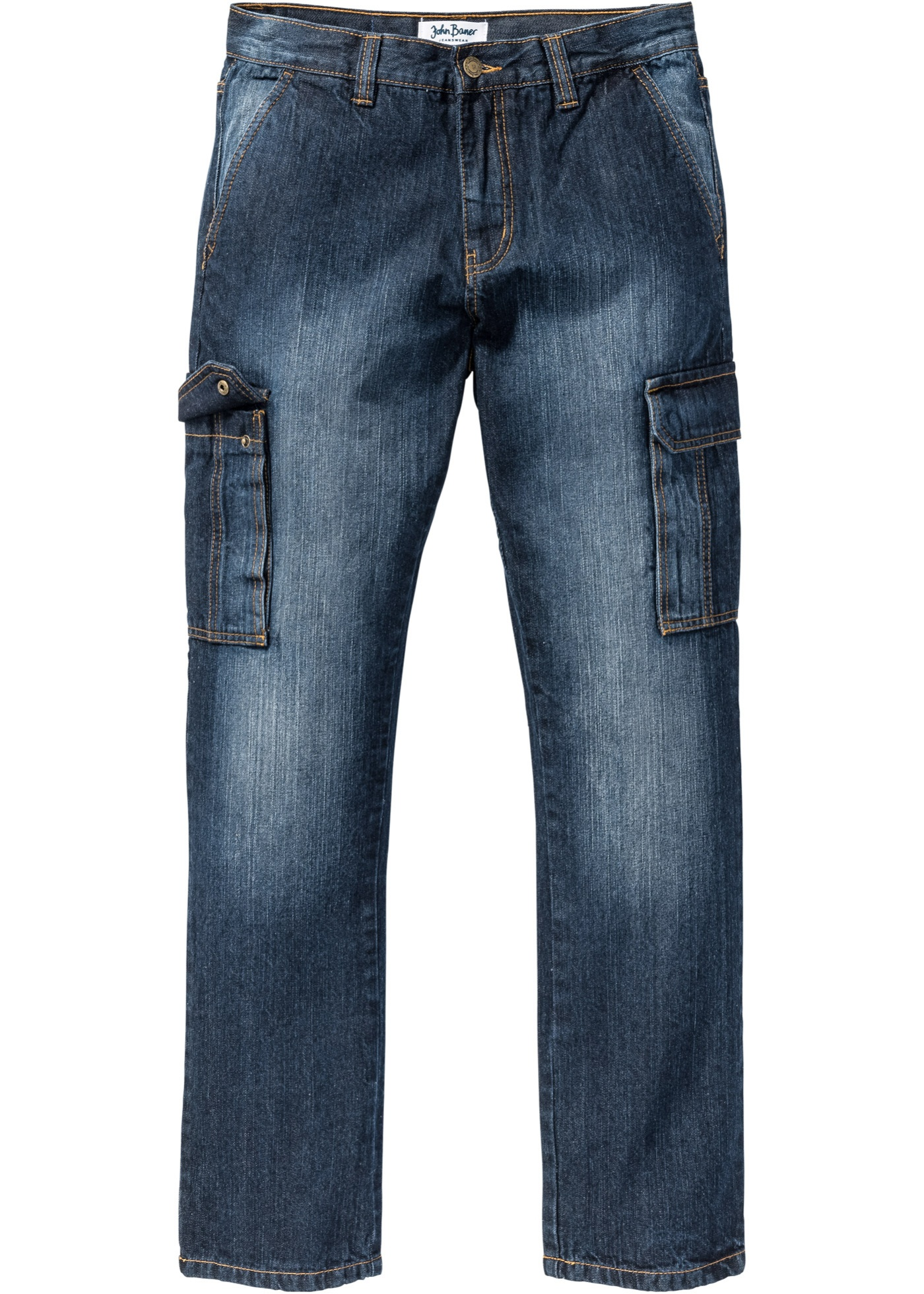 Jeans cargo regular fit s