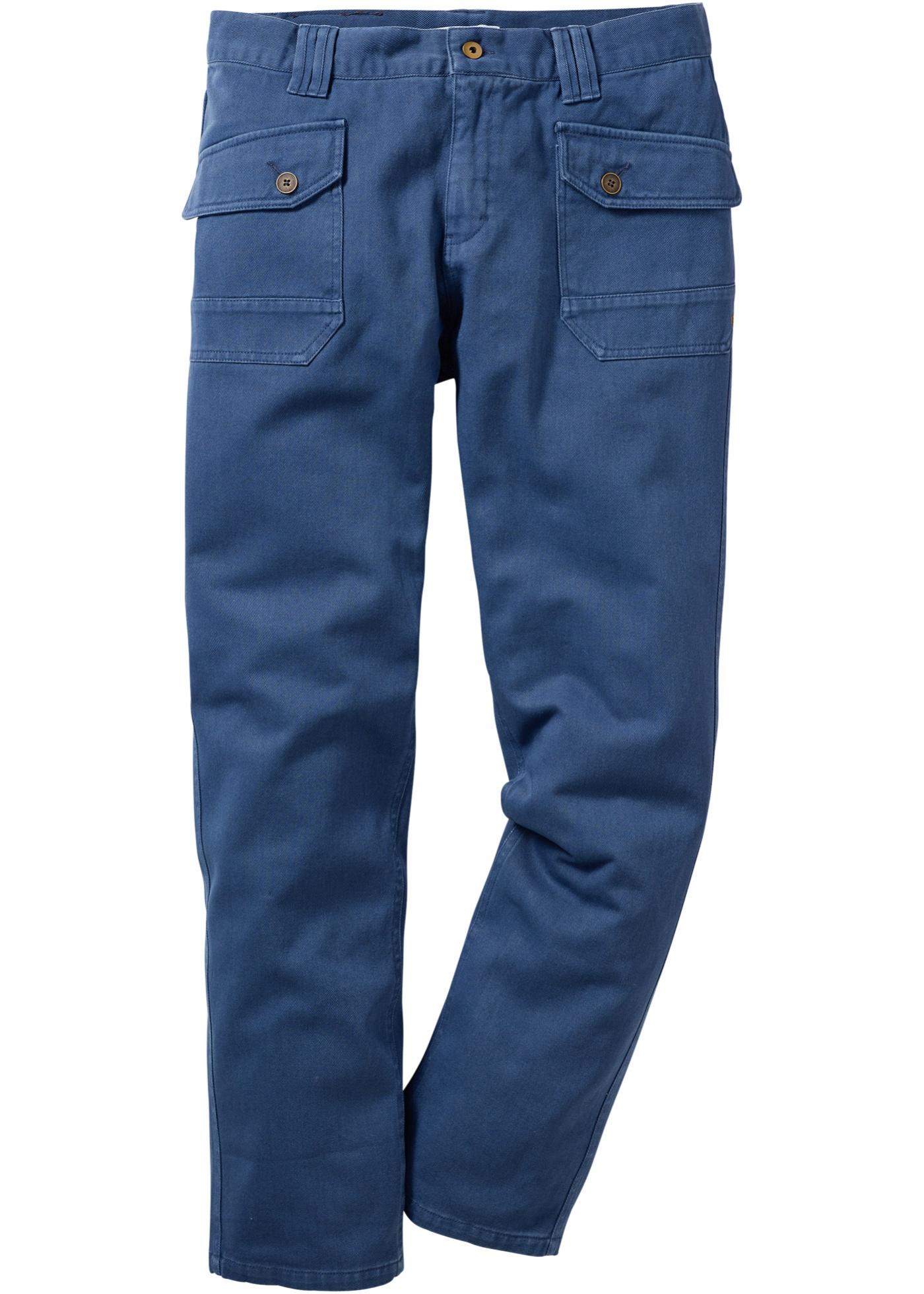 Pantalone regular fit Str