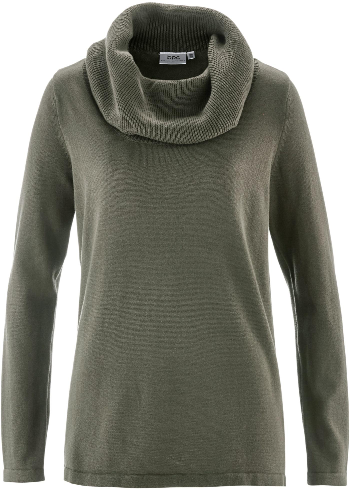 Pullover  Verde  - bpc bo