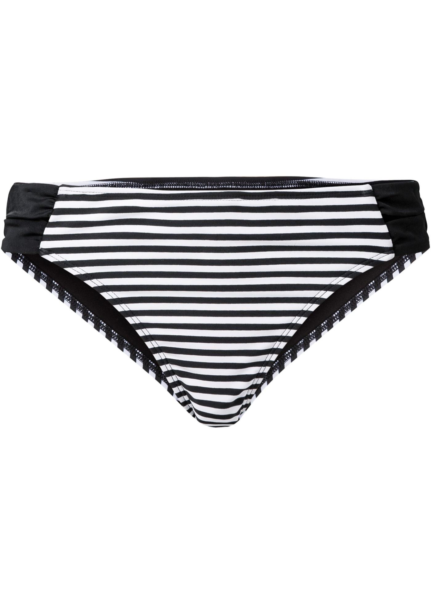 Slip per bikini  Nero  -