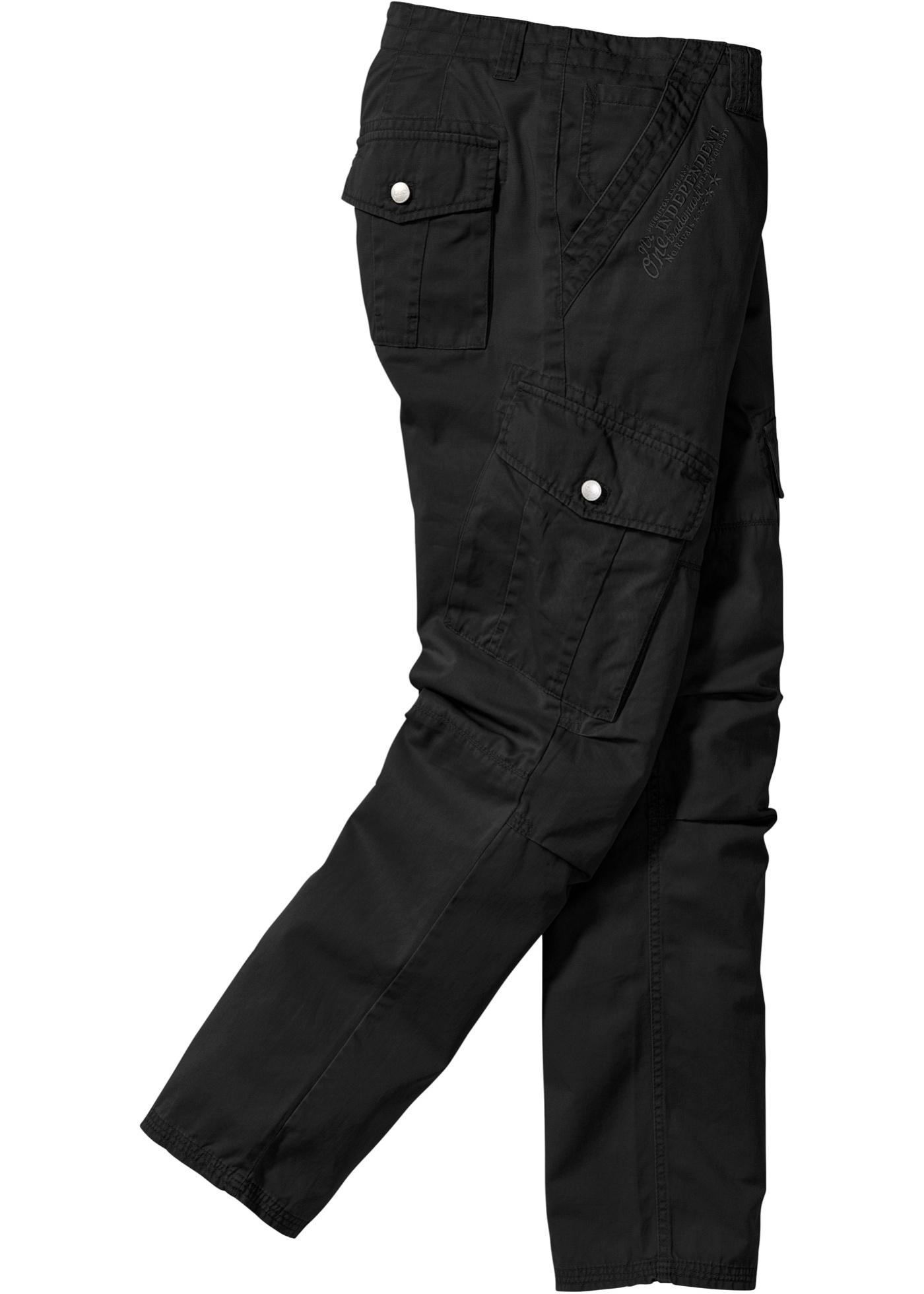 Pantalone cargo regular f