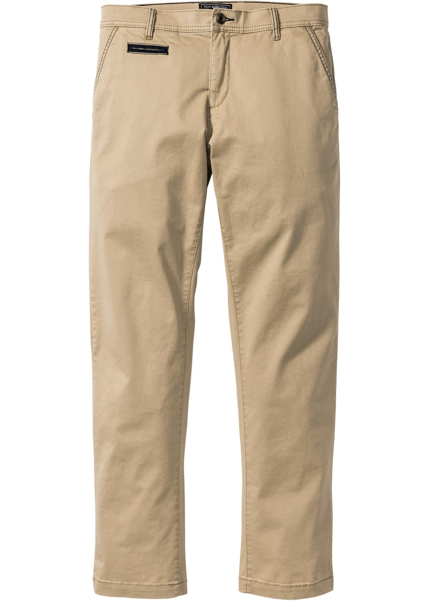 Jeans chino elasticizzato