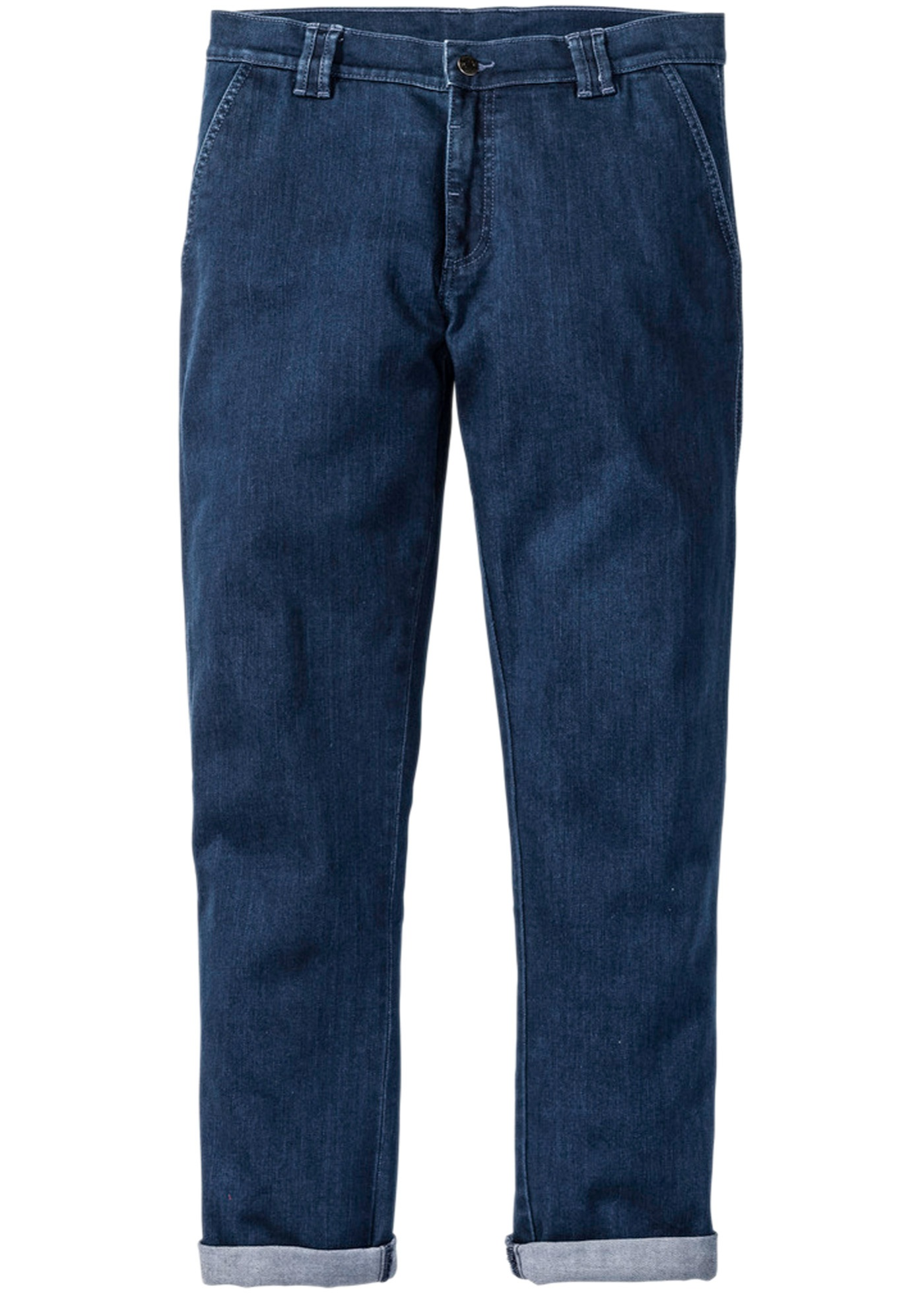 Jeans chino in Coolmax re
