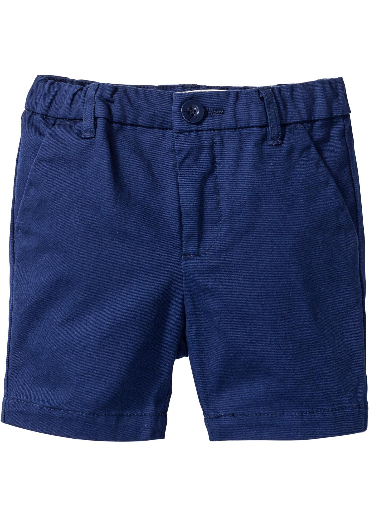 Pantalone chino corto  Bl