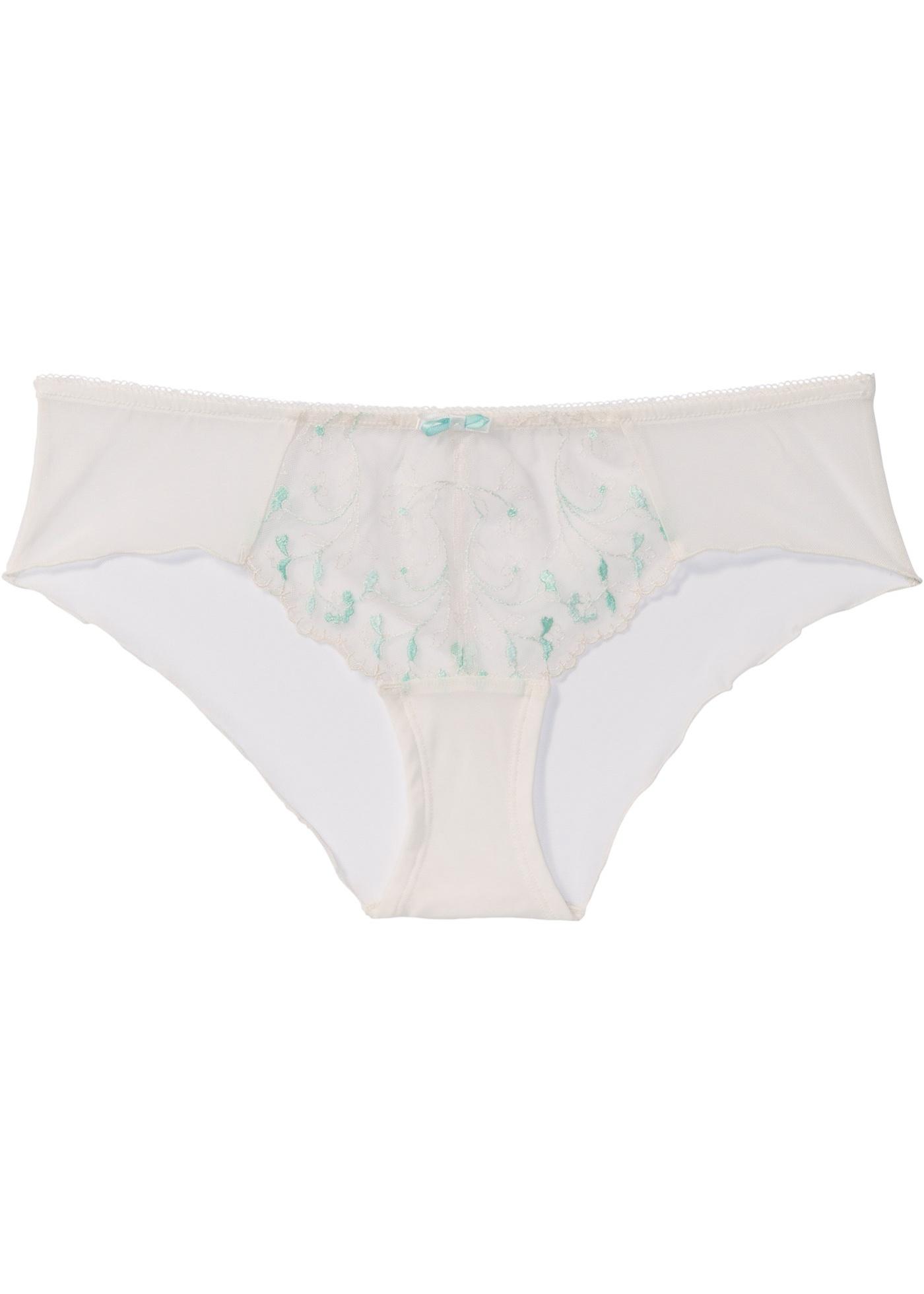 Panty  Bianco  - BODYFLIR