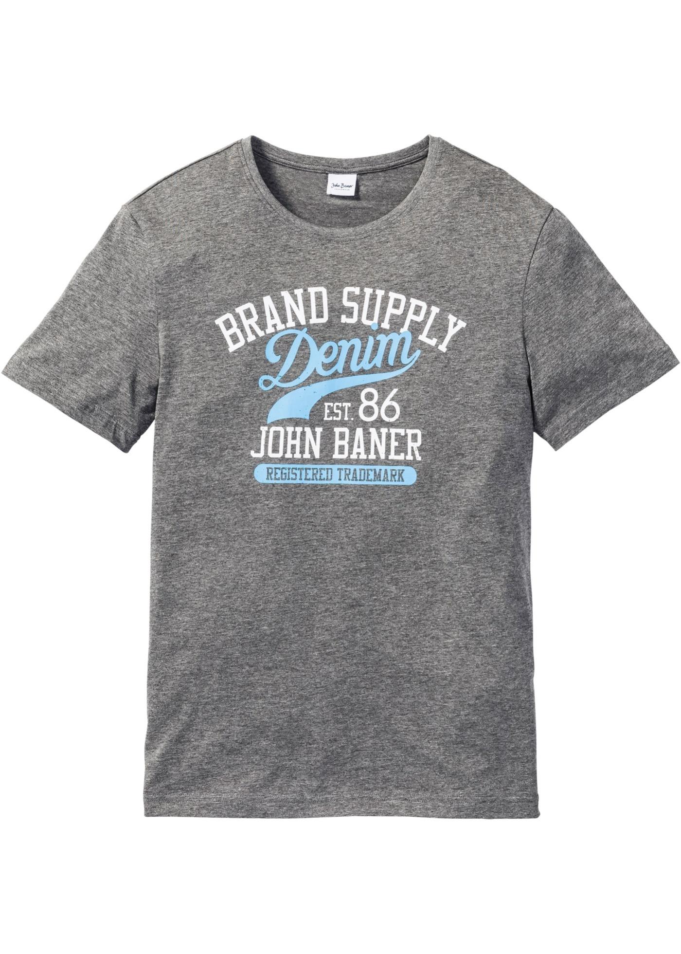T-shirt stampata regular