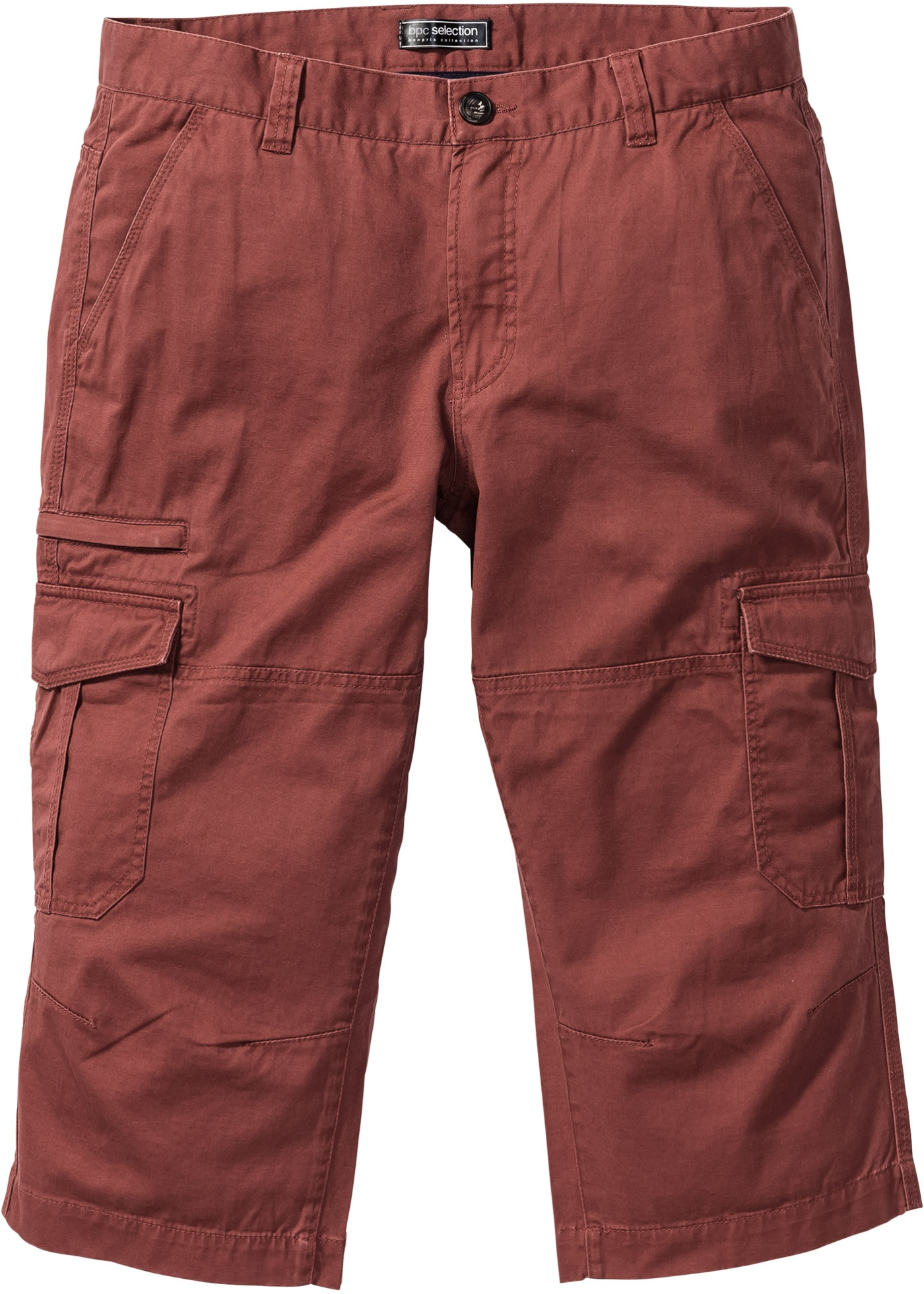 Pantalone cargo 3 4 loose