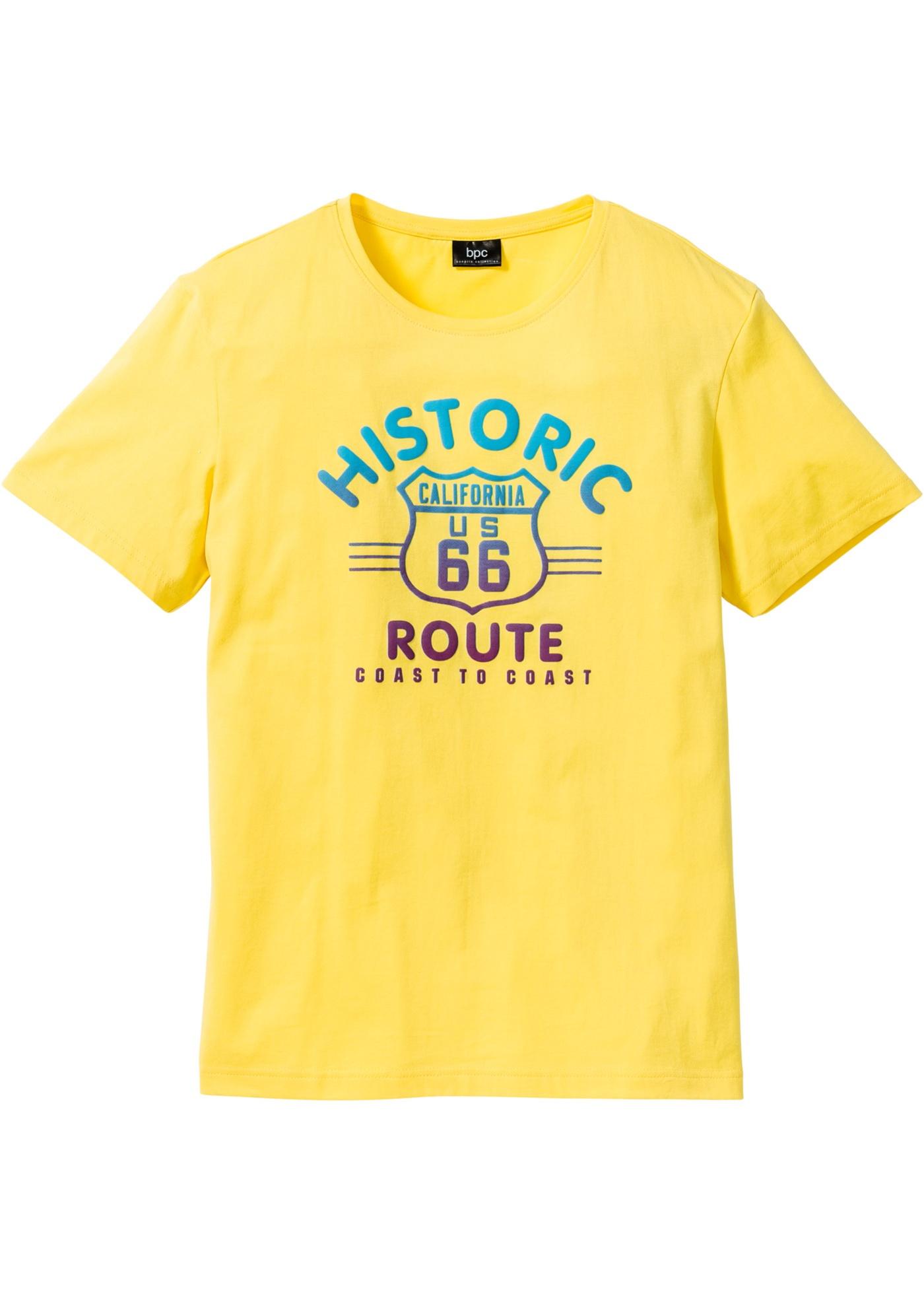 T-shirt regular fit  Gial