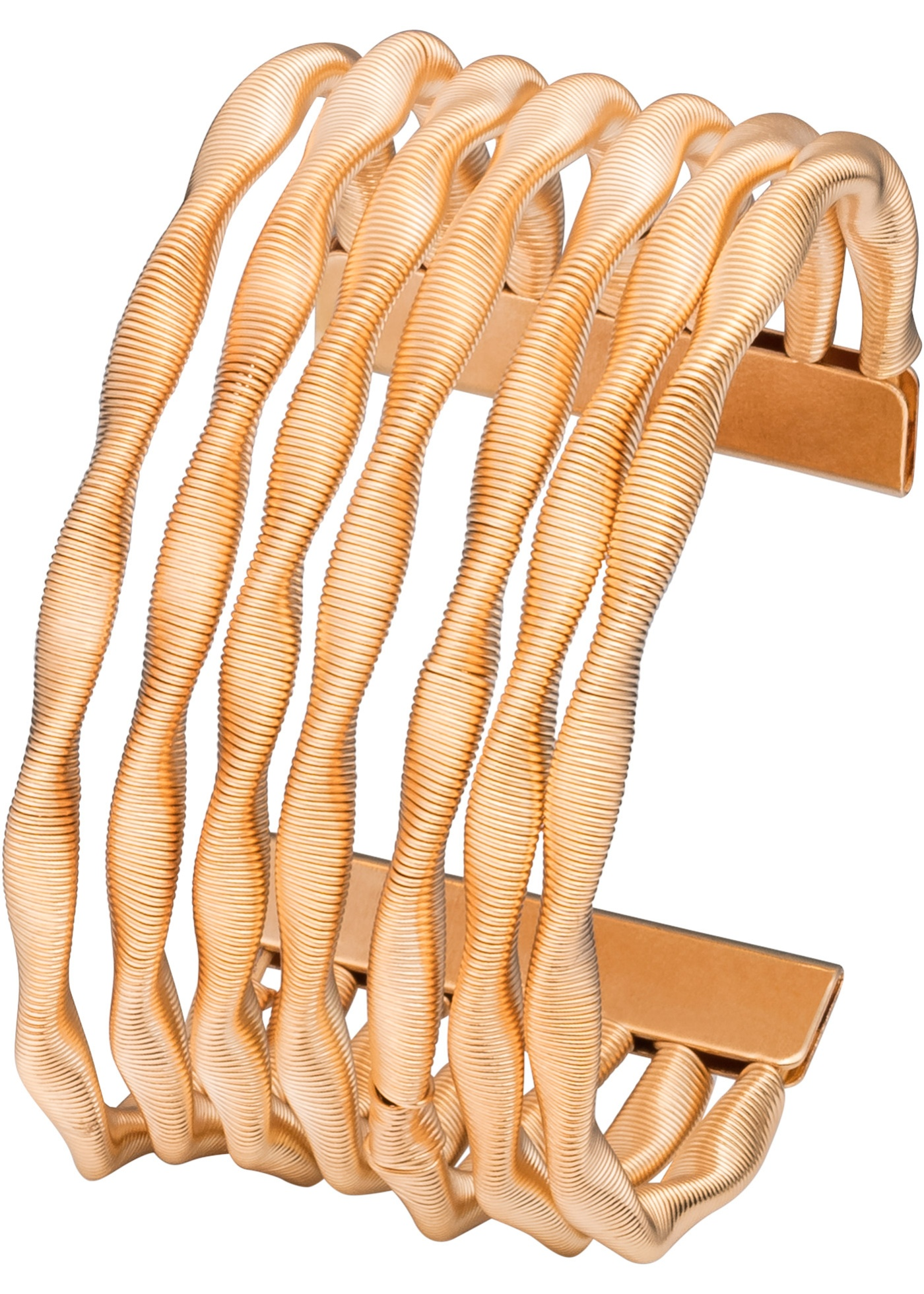 Bracciale rigido Spirale