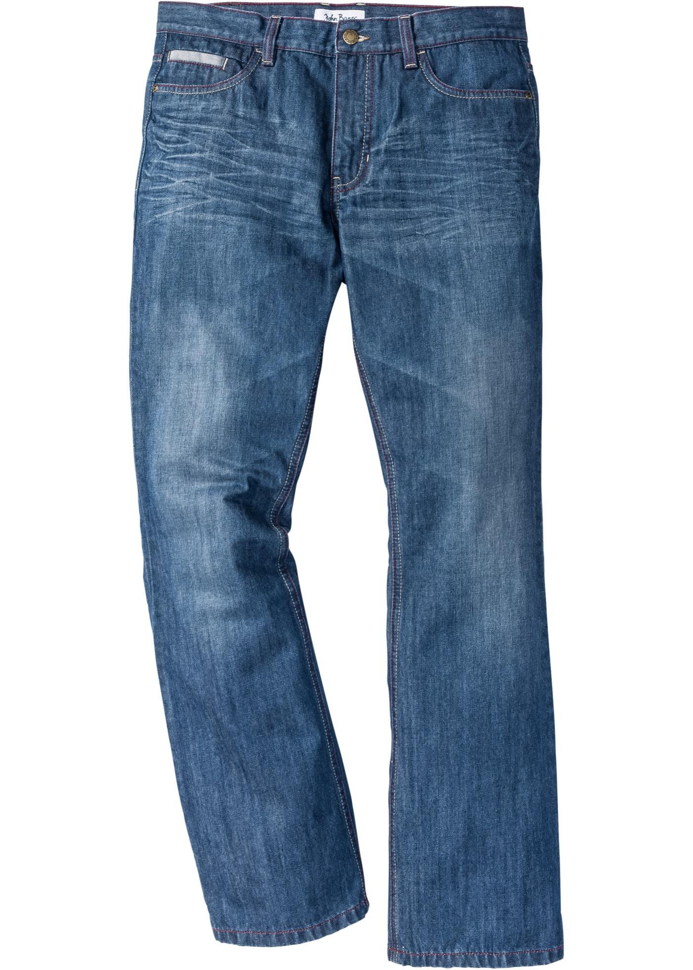 Jeans con impunture a con