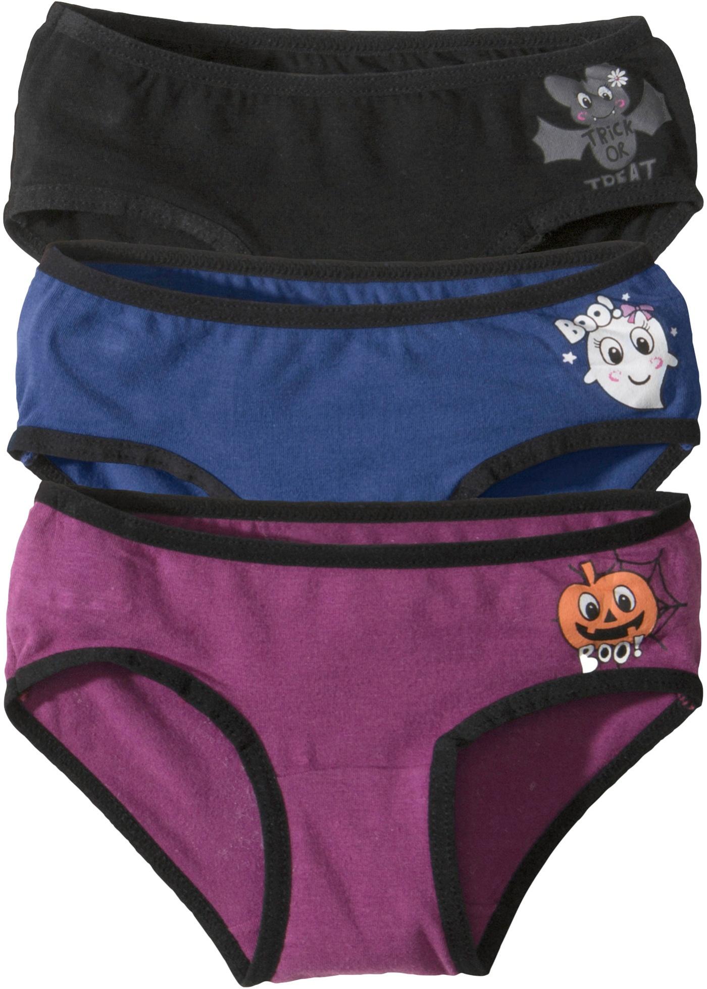 Panty  pacco da 3   viola