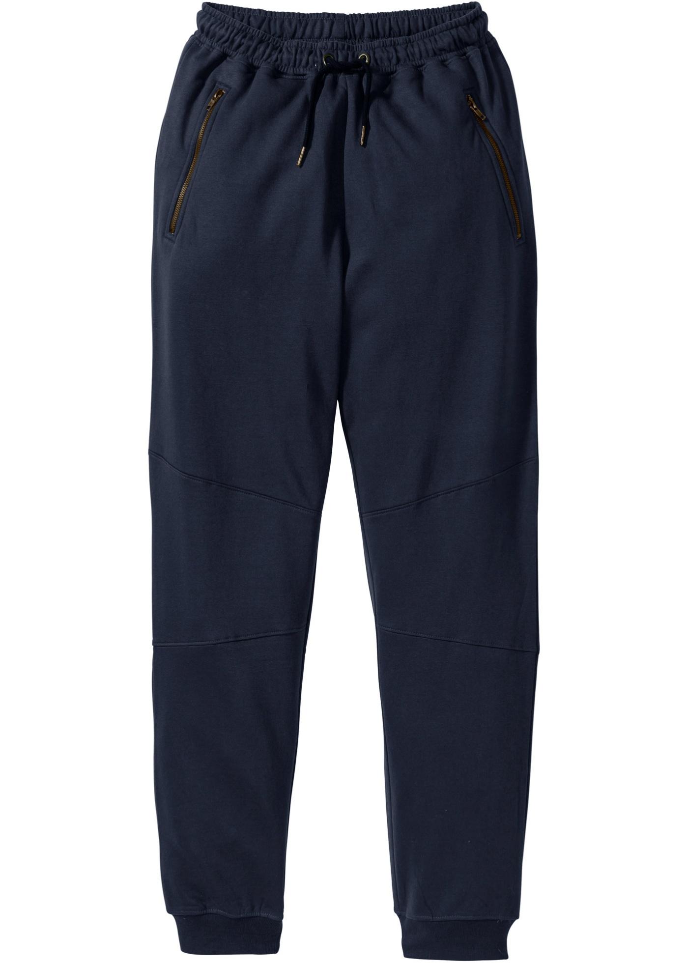 Pantalone in felpa slim f