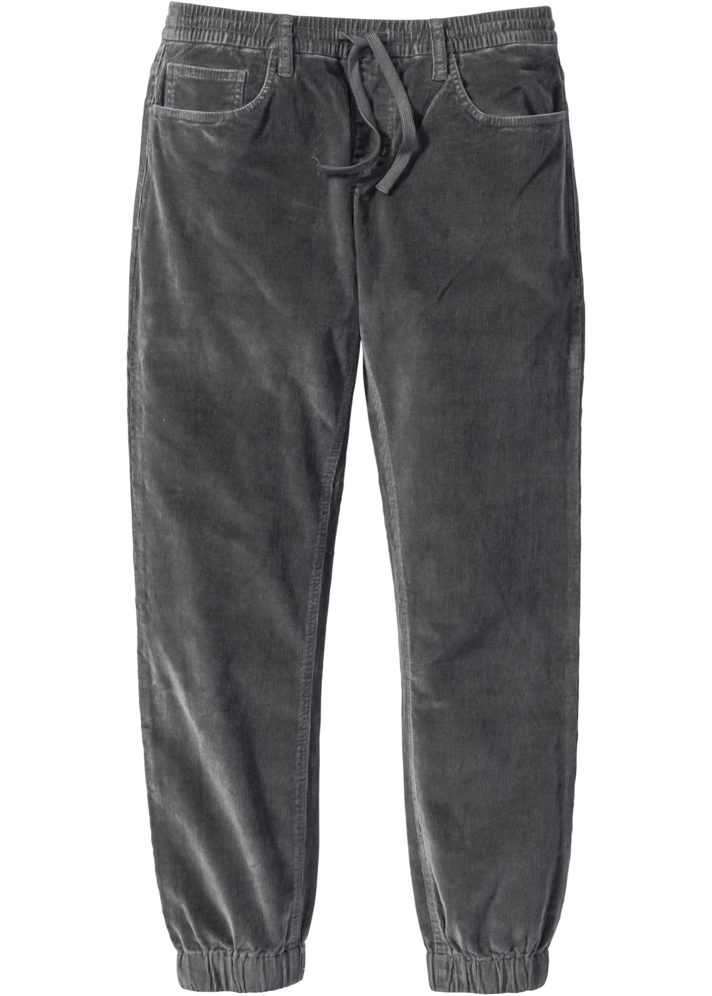 Pantalone in velluto senz