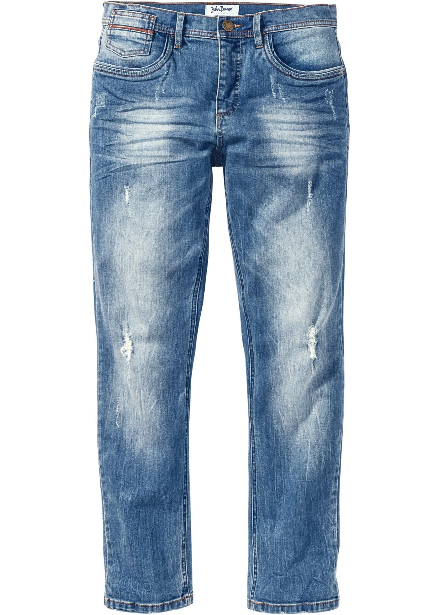 Jeans elasticizzato slim