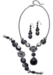 "Set ""Lola"", bpc bonprix collection, Nero"
