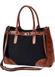 Borsa «Caterina», bpc bonprix collection, Nero / marrone