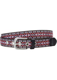 Cintura, bpc bonprix collection, Nero / multicolore