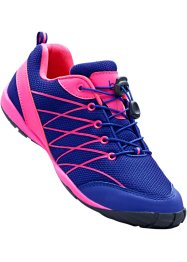 Scarpa da trekking, bpc bonprix collection, Blu / fucsia