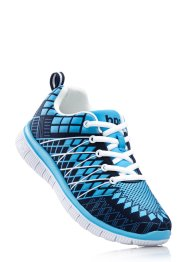 Sneaker, bpc bonprix collection, Blu scuro / azzurro