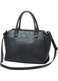 "Borsa ""Smokey Pastels"", bpc bonprix collection, Nero"