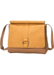 Borsa a tracolla, bpc bonprix collection, Marrone