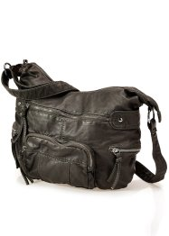 "Borsa a tracolla ""Casual"", bpc bonprix collection, Grigio"