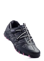 Sneaker, bpc bonprix collection, Nero / fucsia
