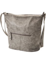 "Borsa a tracolla ""Vintage"", bpc bonprix collection, Grigio"