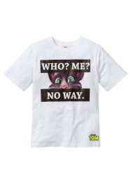 "T-shirt ""TALKING TOM AND FRIENDS"", Talking Tom and Friends, Bianco"