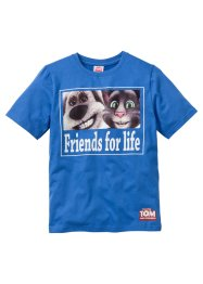 "T-shirt ""TALKING TOM AND FRIENDS"", Talking Tom and Friends, Blu reale"