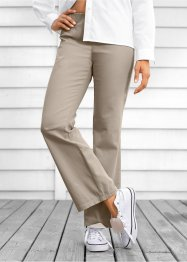 Pantalone elasticizzato bootcut (bpc bonprix collection)