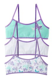 Bustier (pacco da 3) (bpc bonprix collection)