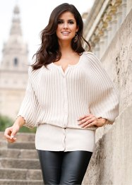 Pullover in lurex (BODYFLIRT)