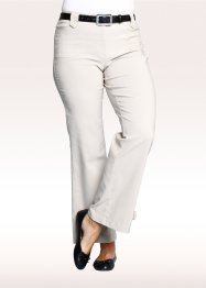 Pantalone elasticizzato in bengalin (bpc bonprix collection)