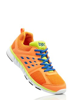 Sneaker, bpc bonprix collection, Arancione