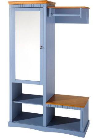 Armadio da ingresso napoli blu bpc living acquista for Bonprix mobili ingresso