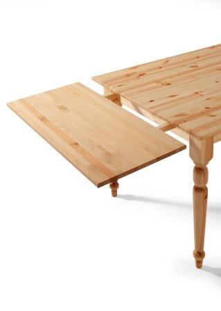 Prolunga per il tavolo conny colore naturale bpc for Prolunga tavolo