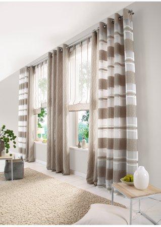 Una casa senza tende come una finestra senza vetri - Bonprix casa tende ...