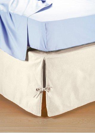 Vestiletto con laccetti naturale acquista online - Coprirete vestiletto ikea ...