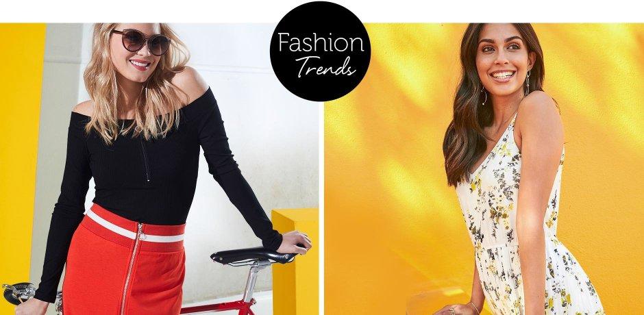 Donna - Tendenze   Ispirazioni - Fashion Update - Fashion Trends. New In edaa4d3b9dd